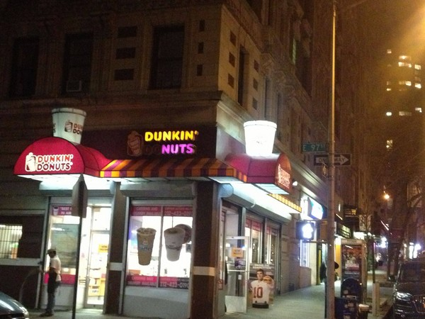 Dunkin  nuts